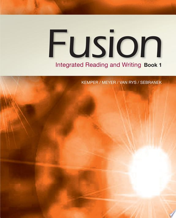 Fusion: Integrated Reading and Writing